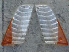 BMW 3 E21 320 323i Alpina C1 B6 Baur TC Italian Clear/Amber Euro Turn Signals