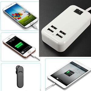USB-4-Ports-Home-Travel-AC-Wall-Charger-Power-Adapter-For-iPhone-Samsung