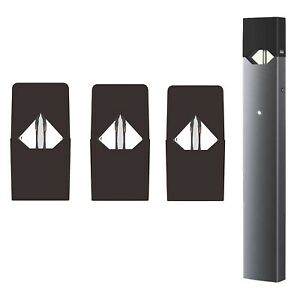 Details about JUUL Refillable Pods - Diamond Compatible Replacement Pod -  Ceramic Coil 3 Pack