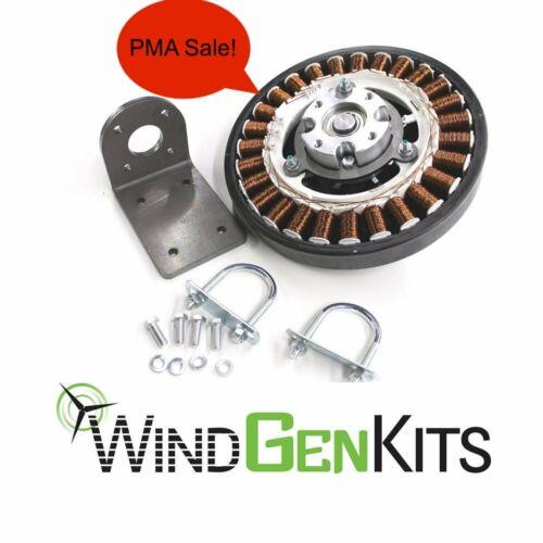 FP-640 PMA /& Support-aimant permanent alternateur éolienne Générateur