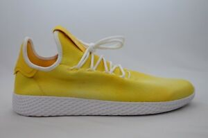 db12ed3f0 Adidas PW HU HOLI Tennis Hu Yellow White Men s Size 11.5 New in Box ...