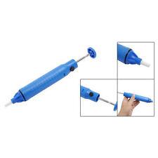 Blue Sucking Vacuum Desoldering Pump Solder Sucker Remover Tool LW