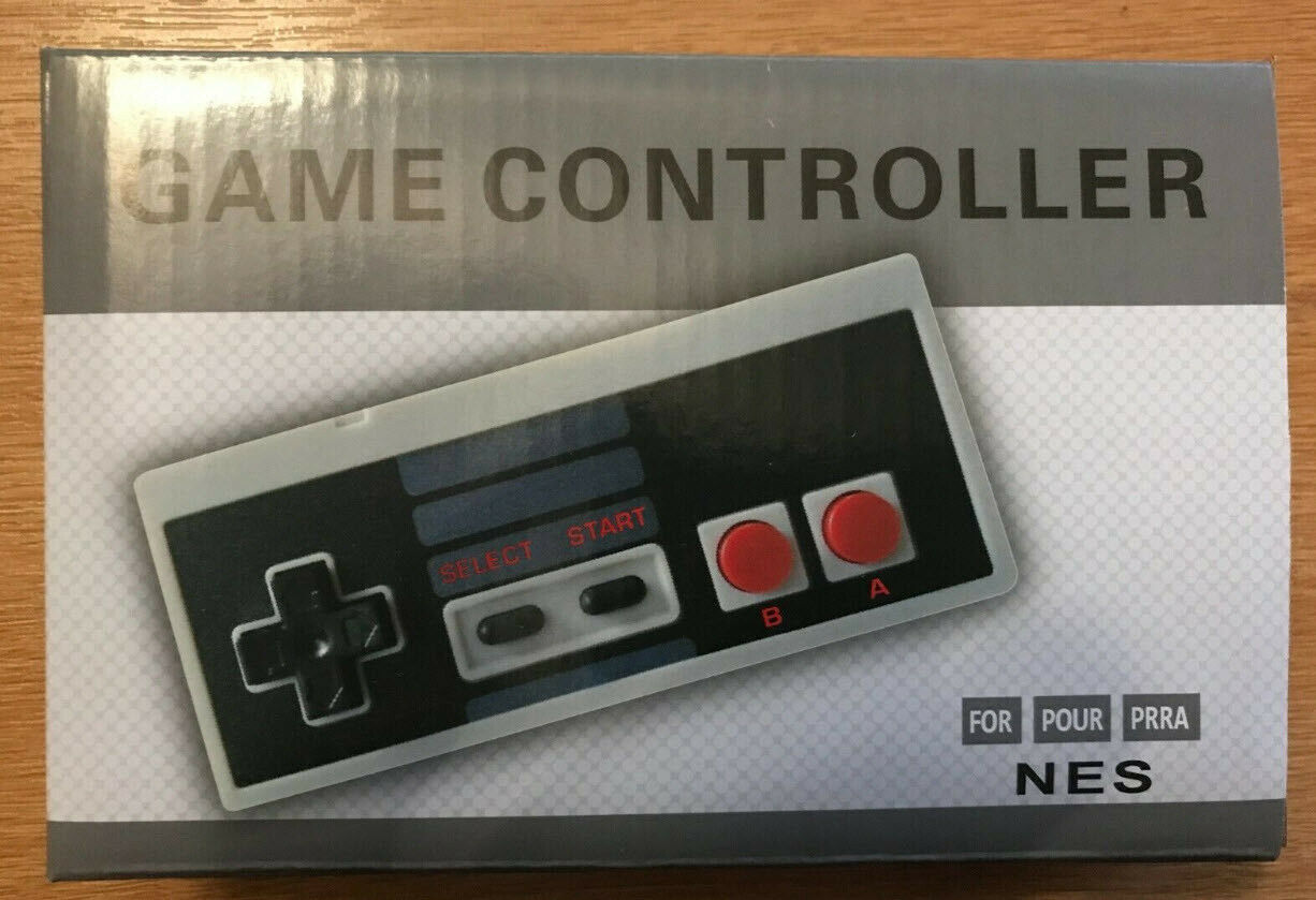 NES Micro USB Gaming Controller Gamepad For Android Smartphones Tablets Emulator