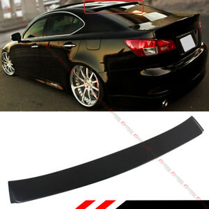 For 2006 13 Lexus Is 250 350 Isf F Sport Vip Style Rear