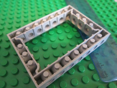 LEGO Technic GREY Gearbox Engine housing Brick 8 x 6 with open centre 40354