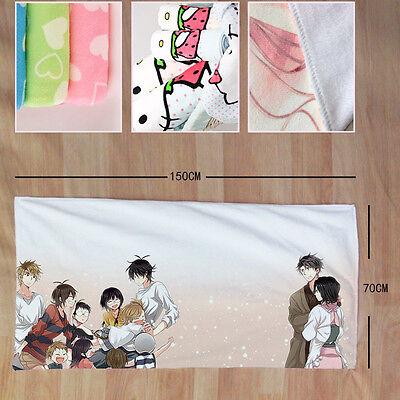 Neu MyLittlePony Manga Handtuch Duschtuch Hand Towel 35x70CM 003
