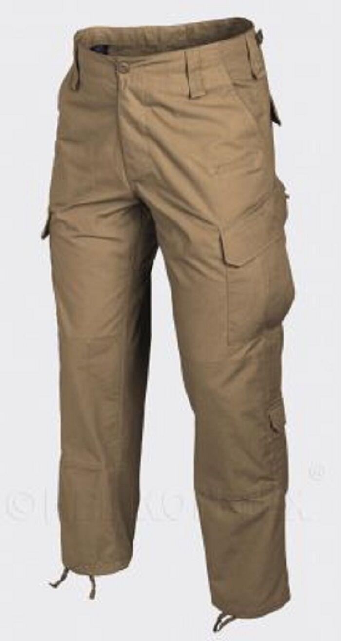 Helikon TEX SFU FORZE SPECIALI US Tactical Pantaloni Trousers Pants Coyote Xxlarge