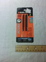 Black & Decker Jigsaw Blades 2 Pack 75-269 Lot Of 14 Mw