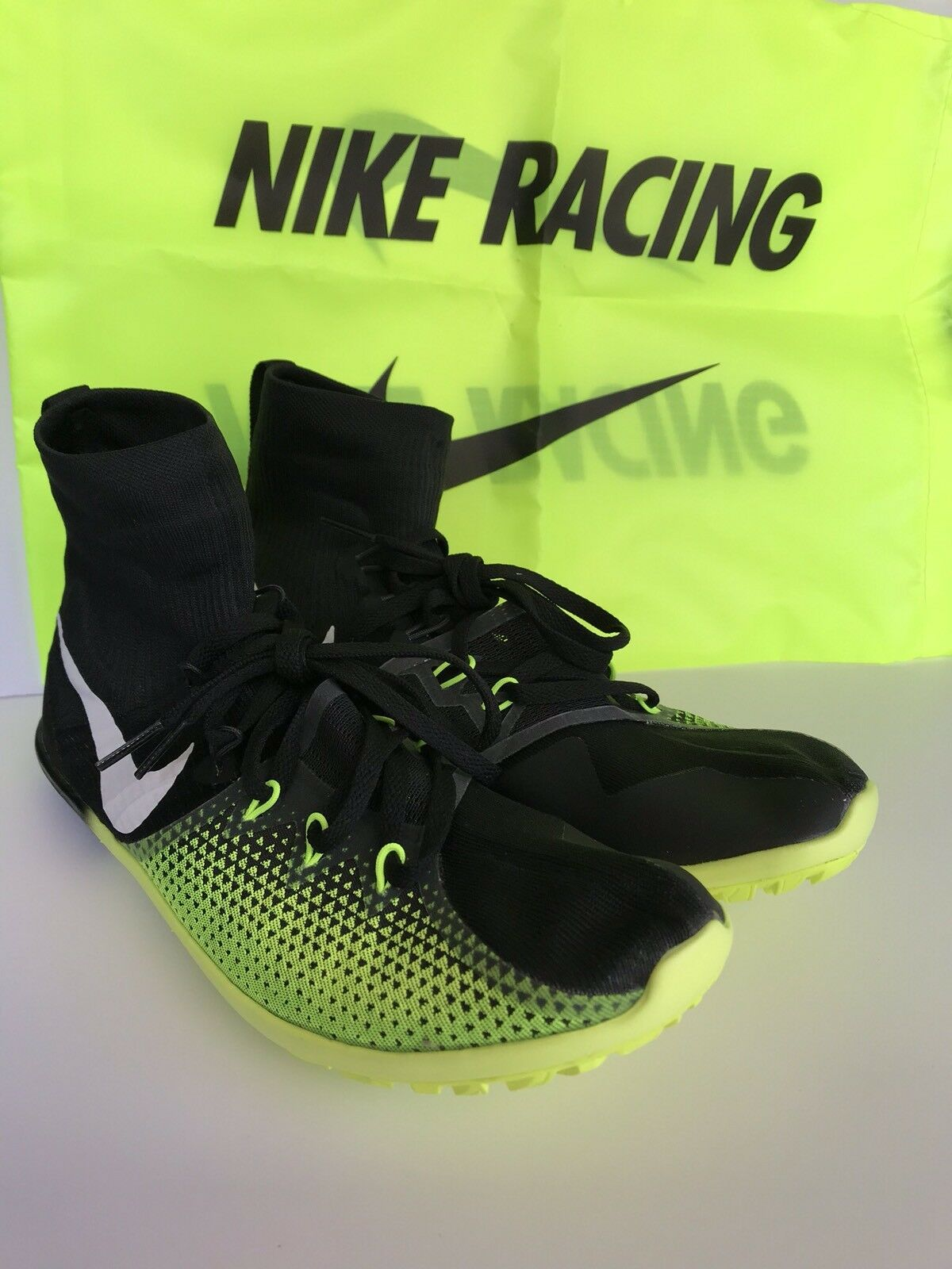 Nike Men's Zoom Victory Waffle 4 XC Racing Shoes 878803-017 Size 9 Running