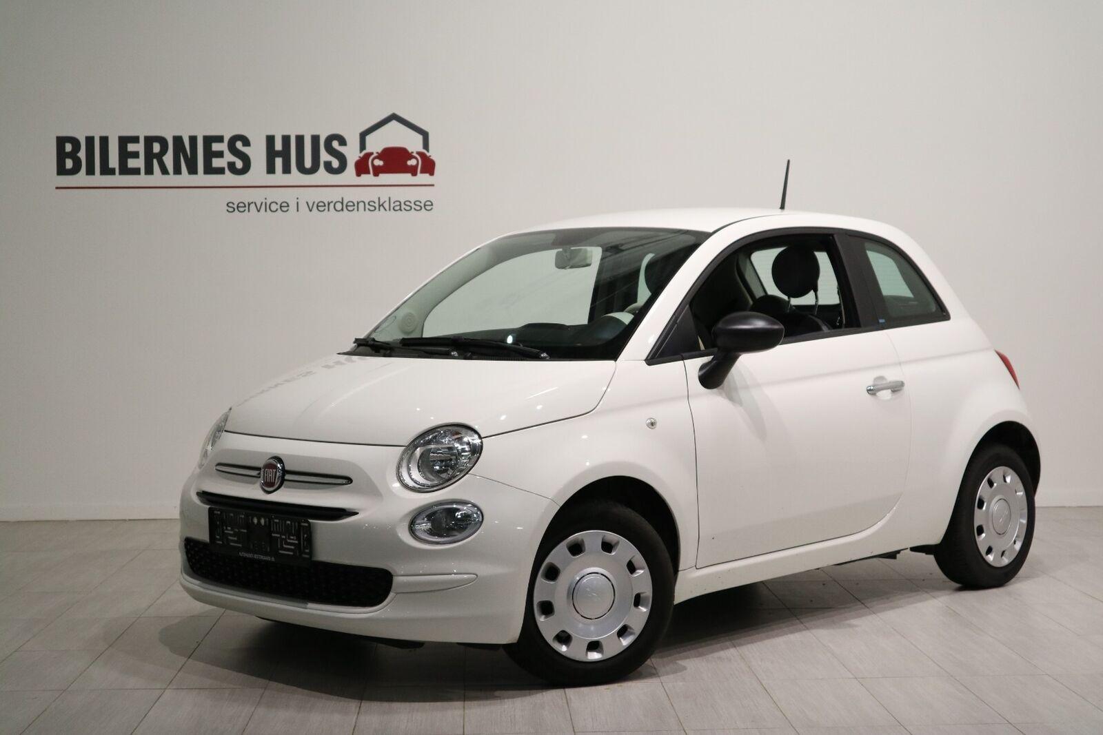 Fiat 500 1,2 Pop 3d - 109.880 kr.