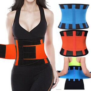 7cbc3d90b51e2 Xtreme Belt Hot Power Sweat Slim Fit Body Shaper Waist Trainer Fever ...