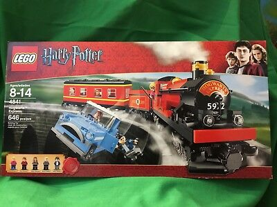 LEGO HARRY POTTER MINIFIGURE RON WEASLEY FROM SET 4841 HOGWARTS EXPRESS TRAIN