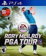 EA Sports Rory McIlroy PGA Tour (Sony PlayStation 4, 2015)