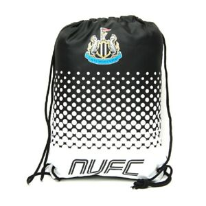 Newcastle-United-Football-Club-Official-Gymbag-Swimming-Kit-Bag-PE-Bag