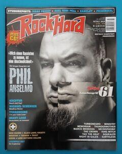 Rock-Hard-Maerz-2018-Vol-370-mit-CD-ungelesen-A1-absolut-TOP