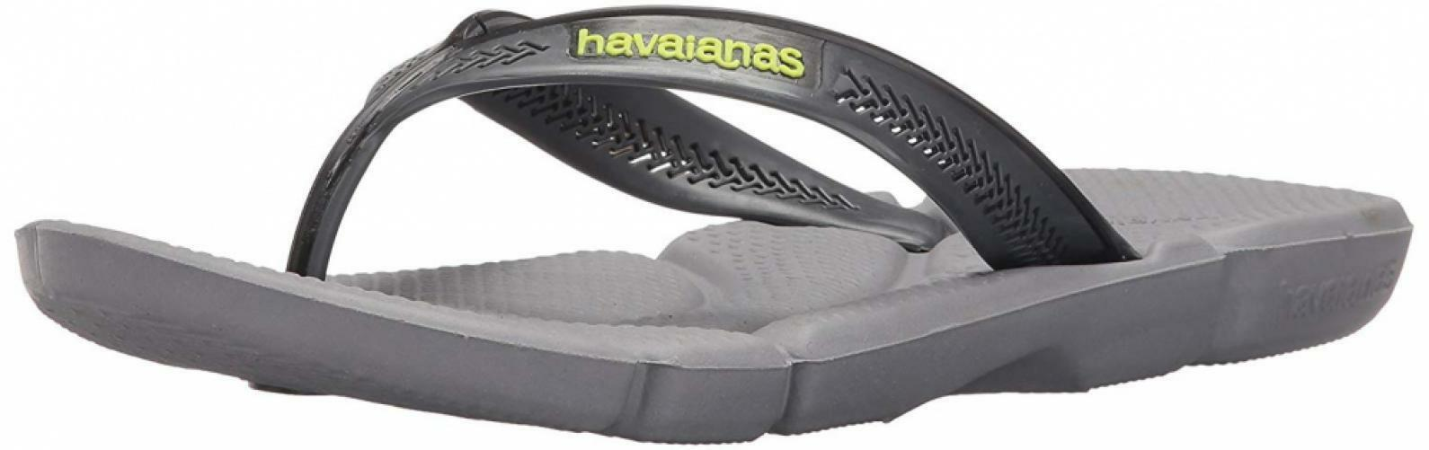 Havaianas Men's Power Flip Flop Sandals Comfort Walking Thong Beach Summer shoes