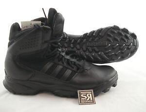 Détails sur Nouveau Adidas GSG9 9.7 Low Noir Hiver 2 Bottes Militaire G62307 SWAT Chaussures gsg 9.7 afficher le titre d'origine