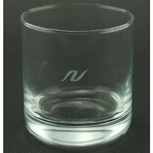 Oneida-Double-Old-Fashioned-Rocks-Glass-10oz-Etched-034-N-034-Tumblers-Set-of-24