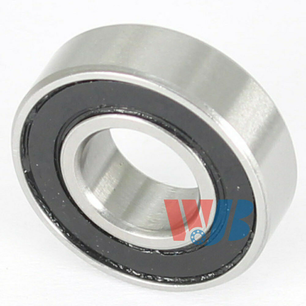 S6201-2RS 12x32x10 12mm//32mm//10mm S6201RS Stainless Steel Ball Ball Bearings