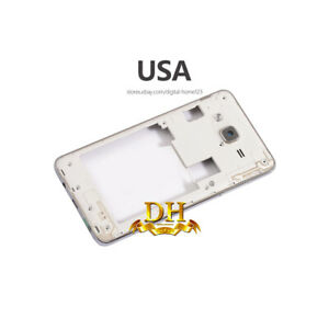 Middle-Frame-Housing-Case-For-Samsung-Galaxy-On5-SM-G550T1-S550TL-G550T-5-039-039-USA