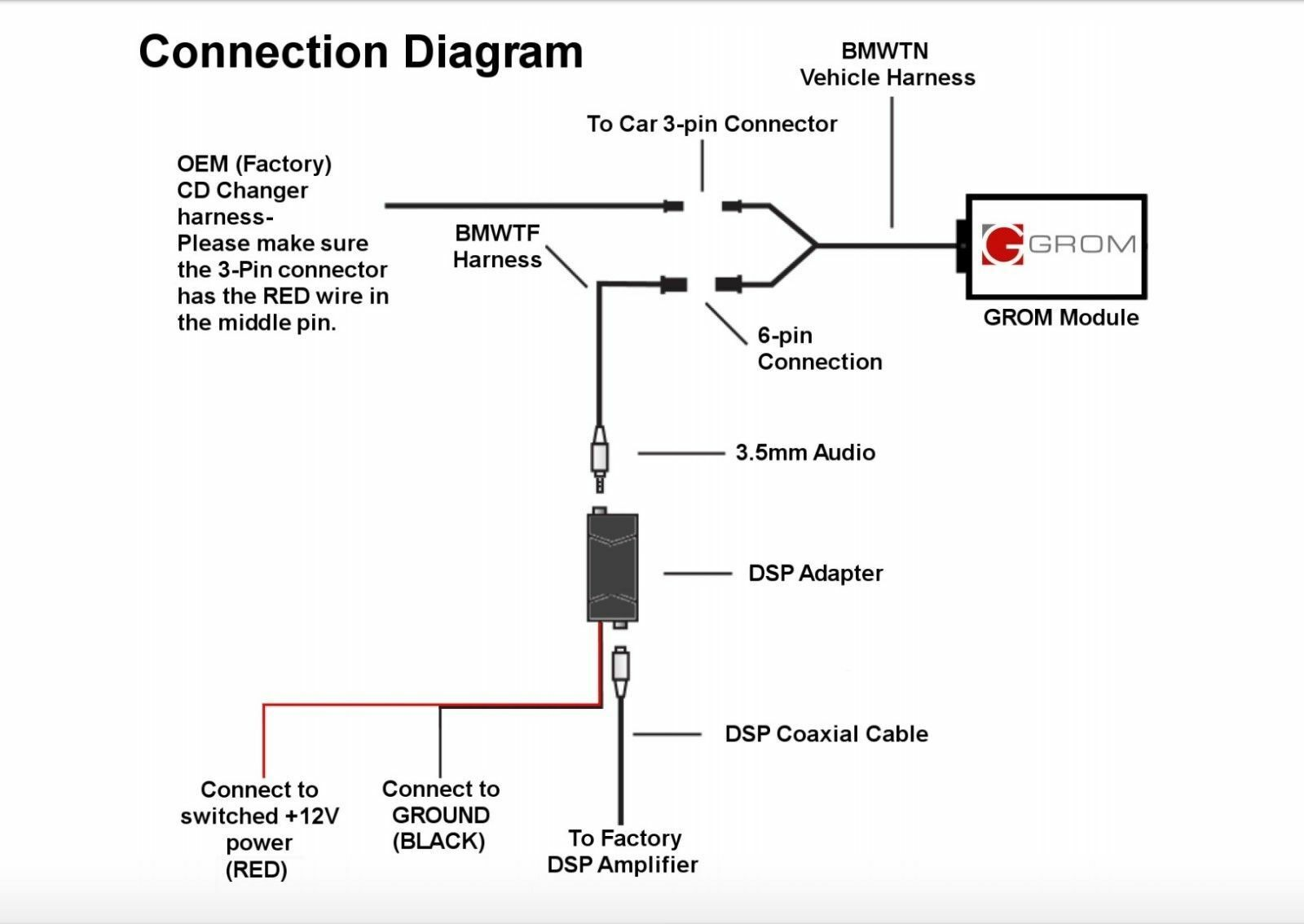 Bmw E39 Dsp Wiring Diagram As Well Bmw X5 Dsp Stereo Wires On E39