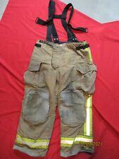 Mfg 2010 Globe Gxcel 40 X 28 Firefighter Turnout Bunker Pants Fire Rescue