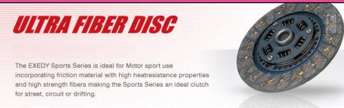 Exedy ND05H 240mm Ultra fiber disc uprated organic clutch disc 200SX Skyline