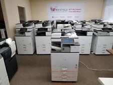 Ricoh Mp C2504ex Color Copier Printer Scanner Meter Only 11k See Video Below