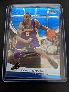 KOBE-BRYANT-2005-06-Topps-Finest-Blue-33-Los-Angeles-Lakers-Mint