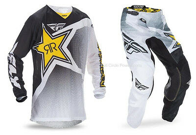 Fly Racing Kinetic Mesh Trifecta Jersey Pant Combo Set MX Riding Gear MX/ATV