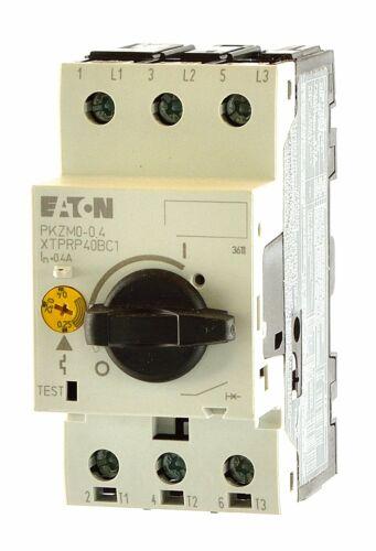 Eaton PKZM0-0,4 Motorschutzschalter 0,25-0,4A 072732