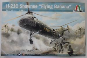 Italeri H-21C Shawnee 'Flying Banana' in 1 48 2733 ST