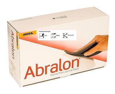 Ehrlich Abralon Handpads Mirka 115 X 140 Mm Körnung 4000 Ve - 20 Stück