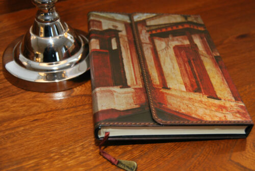 Prosper Art Notizbuch Kladde Tagebuch Magnet  17,3 x 12,7 cm  Design 256c