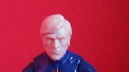 MH092 Cast Action figure HEAD SCULPT FOR USE WITH 1:18th Scale gi joe militaire