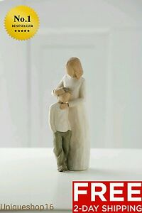 New Willow Tree Mother Son Figurine Mothers Day Gift