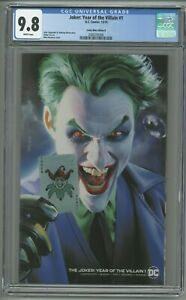 Joker-Year-Of-The-Villain-1-CGC-9-8-Comic-Mint-Edition-B-Mayhew-Variant-Cover