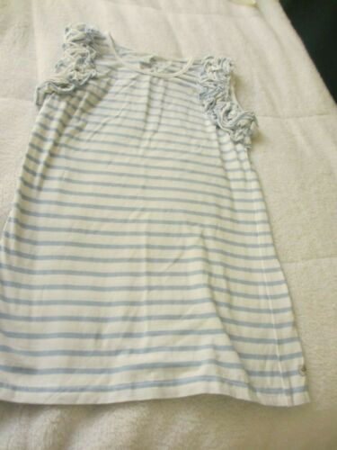 Sew Sassy Boutique Ruffle Icings  Girls Size 6 to 12 Pearls   pre owned