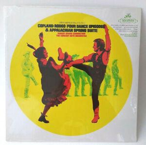 Copland: Rodeo (Four Dance Episodes) & Appalachian Spring (Suite)  LP