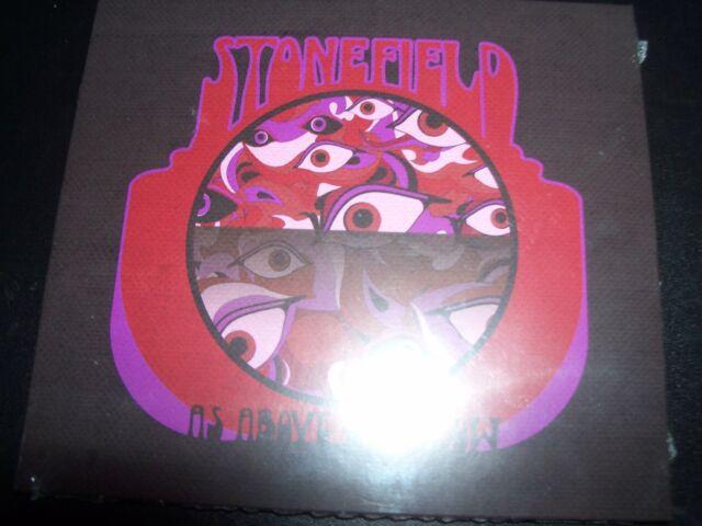 STONEFIELD As Above, So Below (Australia) Digipak CD – New