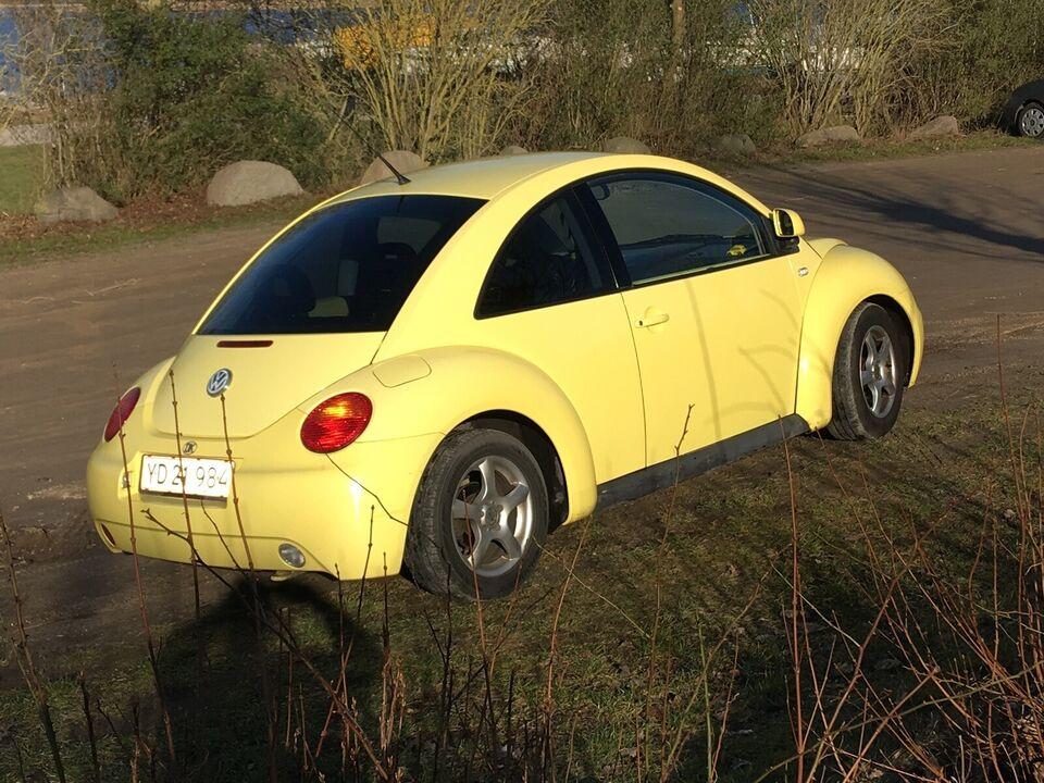VW New Beetle, 2,0 Highline, Benzin