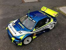 1/8 Subaru WRX STI Rally RC Car Body Shell 1mm Fits Ofna Hyper Serpent GT 0108
