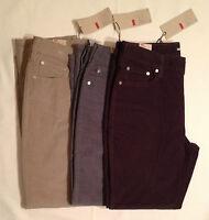 Levi's Petite Mid Rise Skinny Corduroy Jeans / Pants - Choose Color/sz