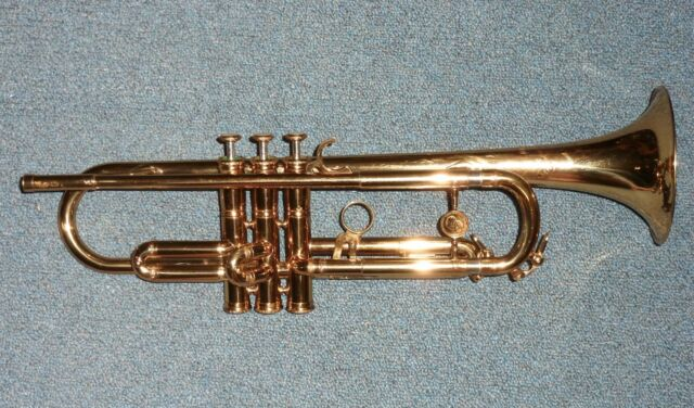 Vintage Leblanc 770 Conrad Gozzo Model Trumpet in Amazing Condition!