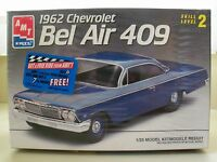 Amt / Ertl - 1962 Chevrolet Bel Air 409 Hardtop - Model Kit (sealed)