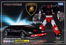 Transformers Masterpiece MP-12G G2 Lambor Sideswipe