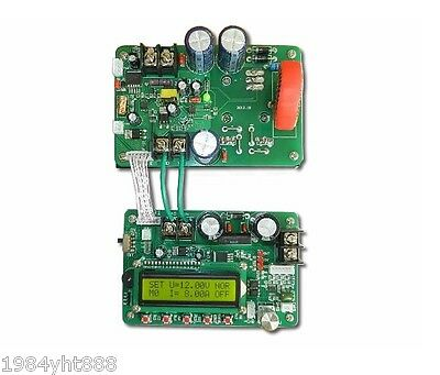 DC-DC  60V 20A 1200W programmable Constant Voltage Current Power Supply Module