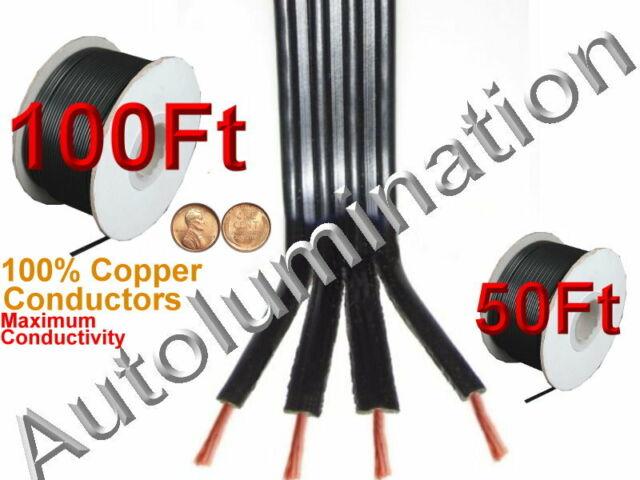 Flat Cable 22 Gauge Copper Fc