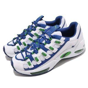 Dettagli su Puma Cell Endura Patent 98 OG Retro White Andean Toucan Men Shoes 369633 01