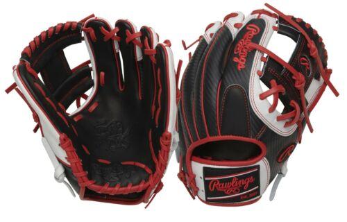 """Rawlings Heart of the Hide 11.5/"""" Baseball Infielder/'s Glove PRO204-2BSCF"""